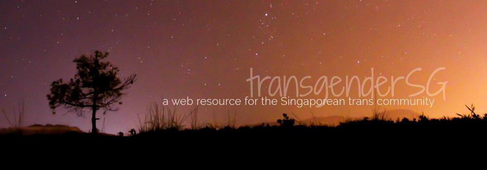Transgender SG Banner
